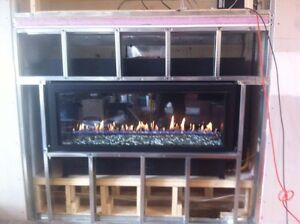Fireplaces! Supply and Installations - Call now!