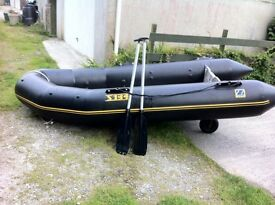 Zodiac serie1 inflatable boat