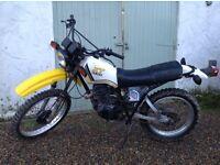 Yamaha XT200 1983