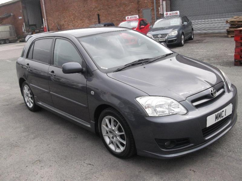 2006 toyota corolla 1 6 vvt i sr 5dr in stockport manchester gumtree. Black Bedroom Furniture Sets. Home Design Ideas