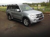 24/7 Trade sales NI Trade Prices for the public 2012 Mitsubishi Shogun SG3 DID 7 Seater automatic