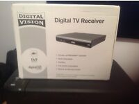 Brand New TV Digital Receiver (Boxed)