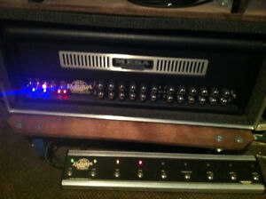 Mint Mesa Boogie Road King II Guitar Amp Head+Pedal+Covers