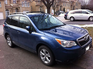 2014 Subaru Forester i Limited SUV, Crossover