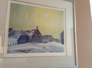 "AJ Casson           "" Winter Sun""    From platinum Edition"