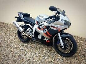 YAMAHA YZF R6 - JUST 19,000 MILES SUPERB EXAMPLE IN RARE COLOURS - PX BIKE