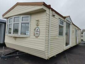 Static caravan Willerby Lyndhurst 37x12 2bed DG/CH. free UK delivery