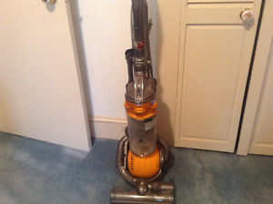 Dyson DC25 Ball All Floor upright vacuum with Hepa Filter