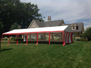 Outdoor Event Tents for Rent, Chairs, Tables, Dance Floor Cambridge Kitchener Area image 6