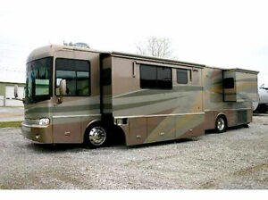 40Ft. Custom Motor Coach
