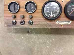 gauge panel from a boat Kawartha Lakes Peterborough Area image 2