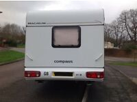 2003 4 birth caravan for sale