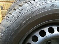 4 215/65r16c continental tyres