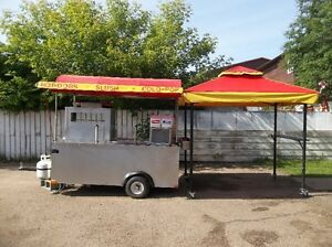 KING OF HOT-DOG STANDS