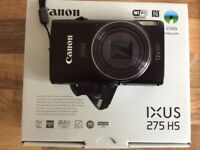 Canon ixus 275 camera
