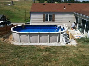 Looking FOR an above ground POOL