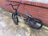 """2015 """" MODEL WETHEPEOPLE JUSTICE BMX BIKE IN EXCELLENT CONDITION (OFFERS & SWAPS WELCOME) RRP £400+"""
