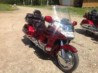 1995 Goldwing 1500 special edition