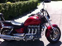 Triumph Rocket 3. Great price