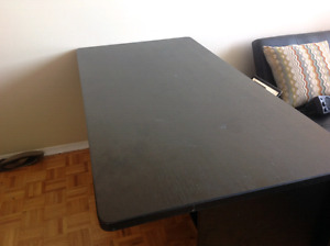 $60 OBO big study table!!! Can deliver