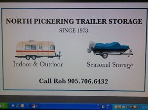 TRAILER STORAGE - ALL TYPES. 40YRS EXPERIENCE