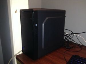 Brand new gaming computer