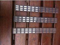 Box of decorative border tiles