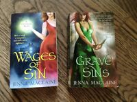 Cin Craven series by Jenna Maclaine