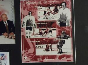 Cadre : LEGENDS of 72 - Canada / Russie. Gatineau Ottawa / Gatineau Area image 4