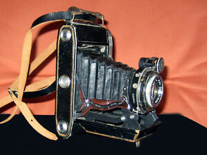 Antique Photo Camera (made in USSR 1955)