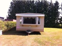 STATIC CARAVAN IDEAL FOR USE WHILE RENOVATING OR SELF BUILDING