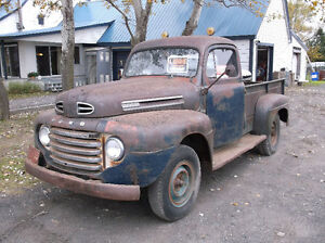 Pick up Ford 1948 tout original