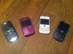 assorted working cell phones!