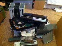 5 Xbox 360's and ps3 spares and repairs