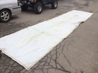 Insulated Construction blankets 6'x25'