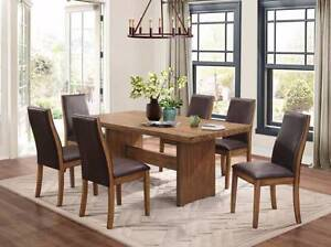 Carina Dining Table ( Price For The Dining Table Only ) Wangara Wanneroo Area Preview