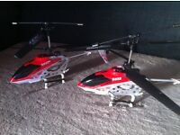RC HELICOPTERS.. SO32