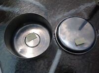 Casserole MSR 3 litres Stainless Steel