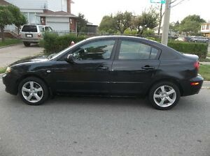 2005 Mazda Mazda3 GS Sedan (Safetied and Etested)