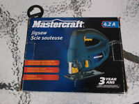 Mastercraft 4.2A Orbital Jigsaw brand new in the box never used