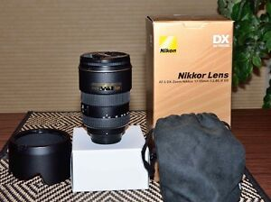 Nikon 17-55mm f2.8G IF ED AF-S DX Lens