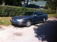 Buick Le Sabre Limited 2001