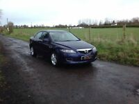 24/7 Trade sales NI Trade Prices for the public 2006 Mazda 6 2.0 TD Sake low miles 86.000