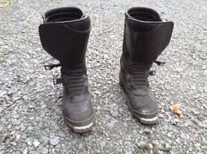 BMW Motor Cycle Riding Boots