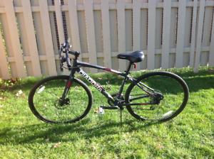 """Vélo hybride sport 17"""""""
