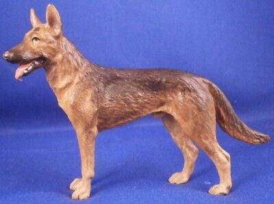 Vienna bronze chien berger allemand figurine wiener wien figur bergmann
