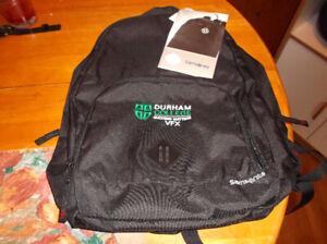 Brand new Durham College Samsonite Backpack