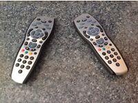 Sky+ HD Box TV Remote Controls