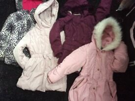 Girls Immaculate Winter Jackets