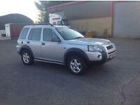 24/7 Trade sales NI Trade Prices for the public 2006 Land Rover Freelander 2.0 TD4 silver 5 Door